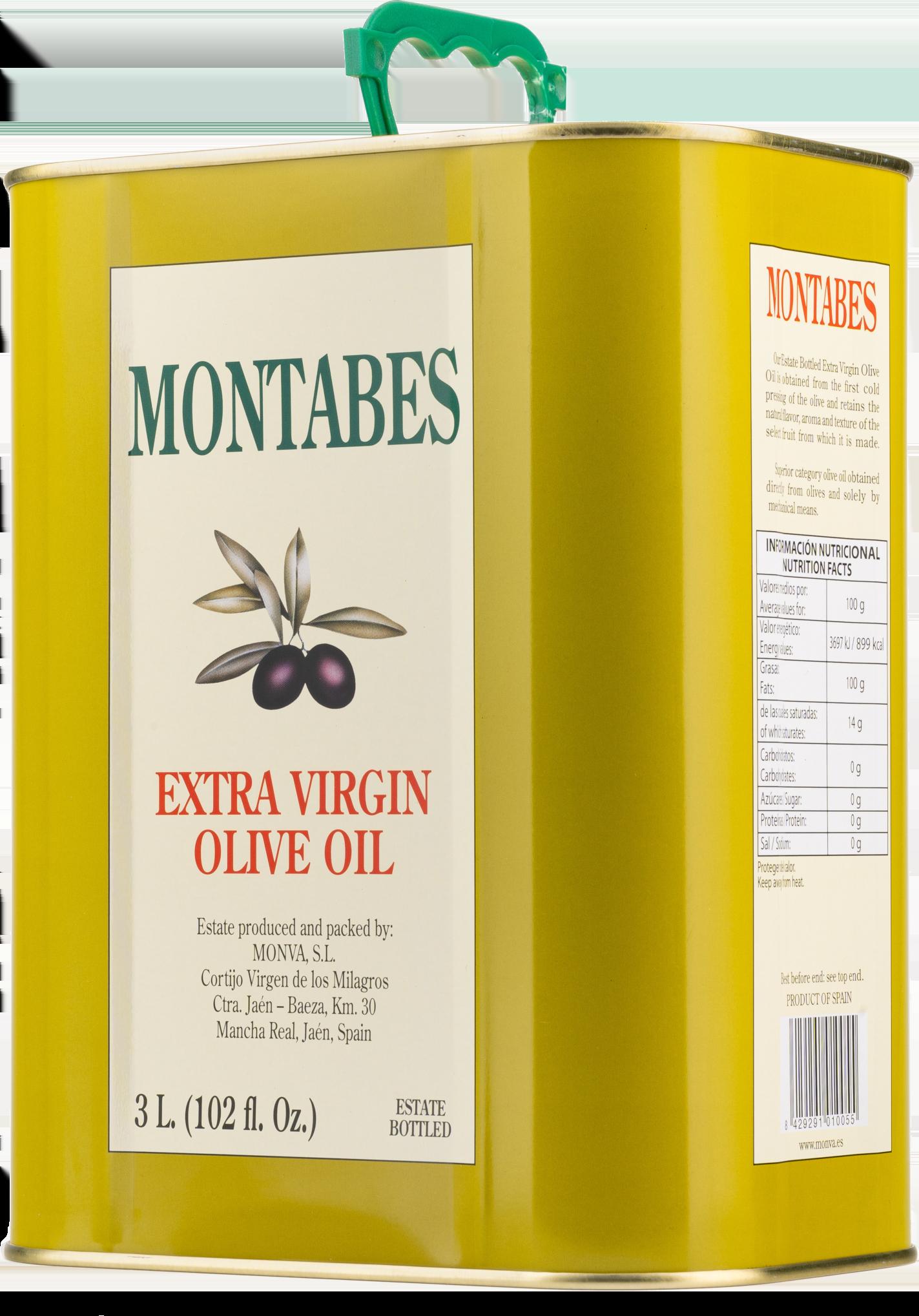 """Aceite de Oliva Virgen Extra """"Montabes"""""""