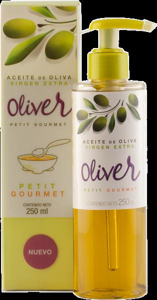 "Aceite de Oliva Virgen Extra ""Oliver"""