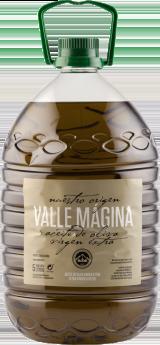 "Aceite Virgen Extra ""Valle Mágina"" PET, 3 garrafas de 5 L. Aceite Virgen Extra ""Valle Mágina"" PET, 3 garrafas de 5 L."