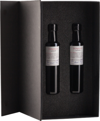 Estuche de regalo 2 botellas Dominus Acebuche