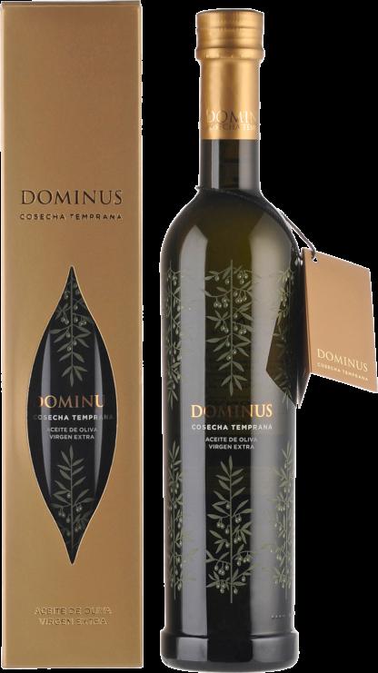 Aceite de Oliva Virgen Extra Dominus Cosecha Temprana con estuche