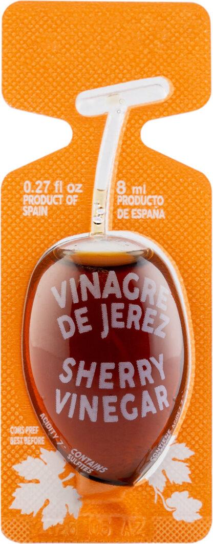 Vinagre de Jerez (caja de 600 uds. de 8 ml.)